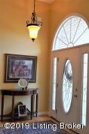 foyer front door window blossom cr