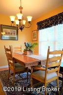 kitchen table and window blossom cr