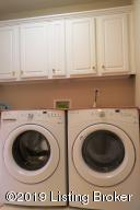 waher dryer laundry rm blossom cr