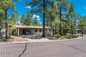 1896 Forest Meadows Drive, Prescott, AZ